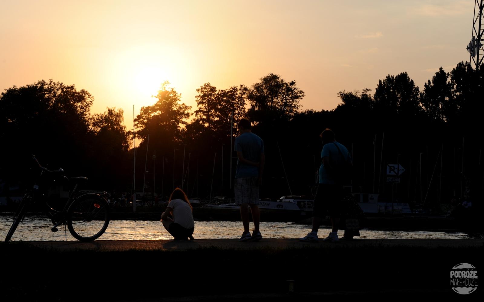 jezioro niegocin giżycko