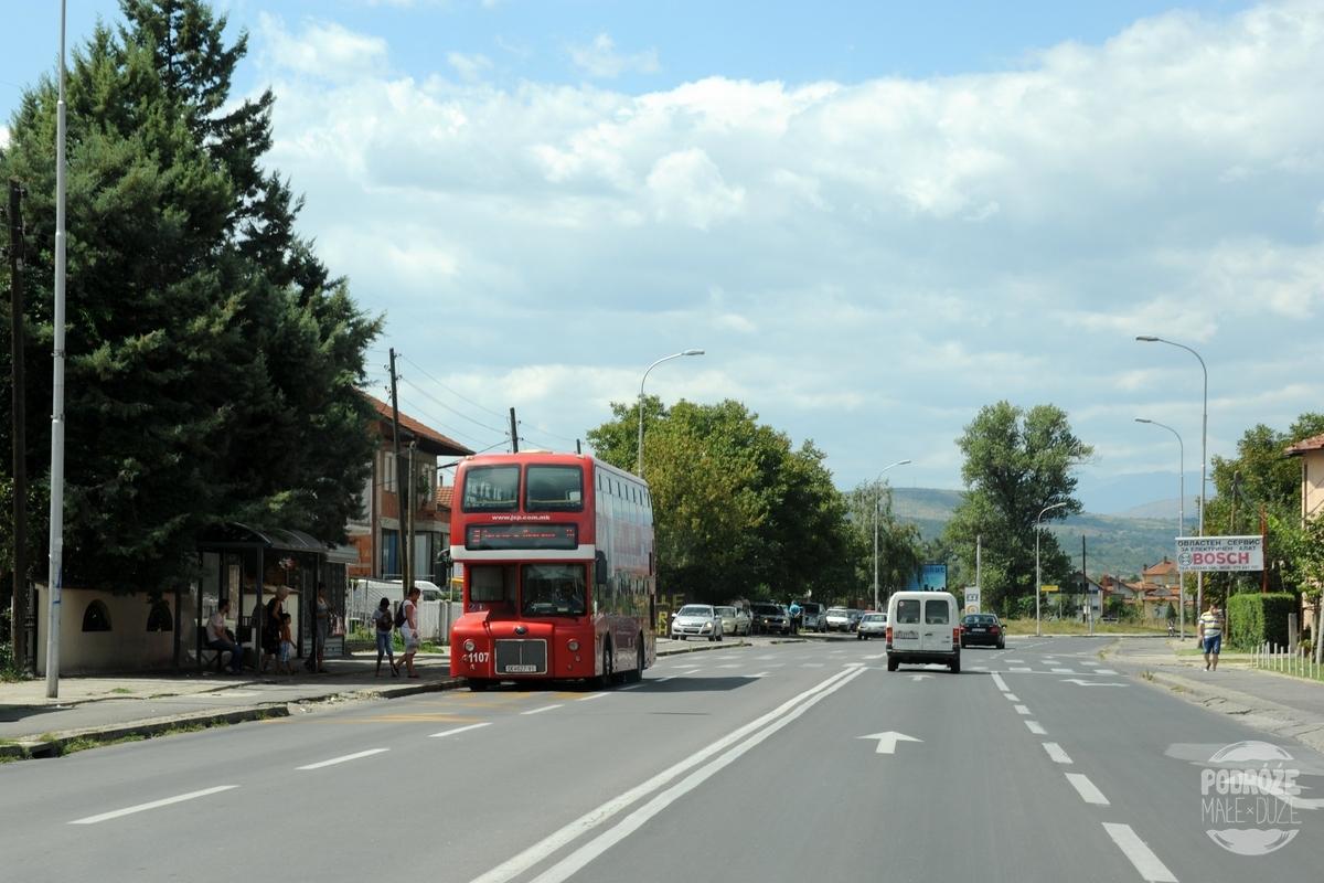 Macedonia Skopje