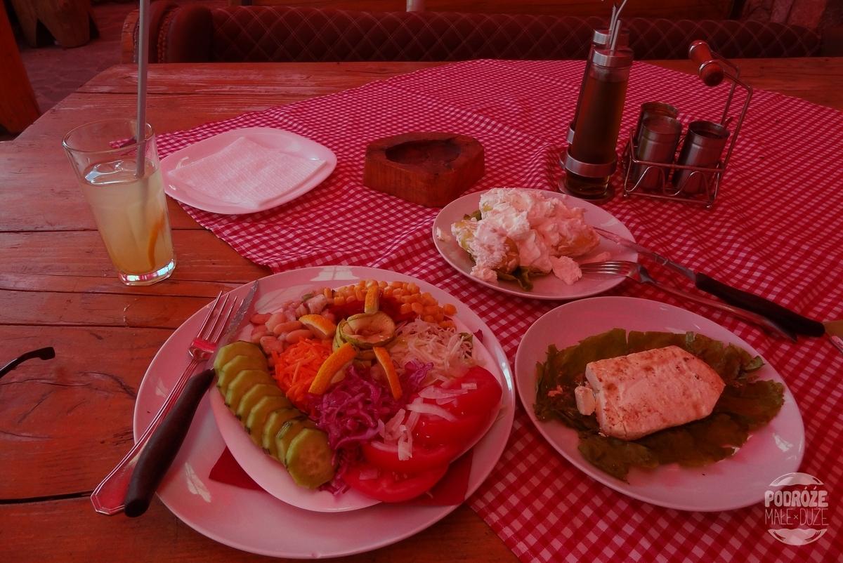Macedonia Park Narodowy Mavrovo jedzenie