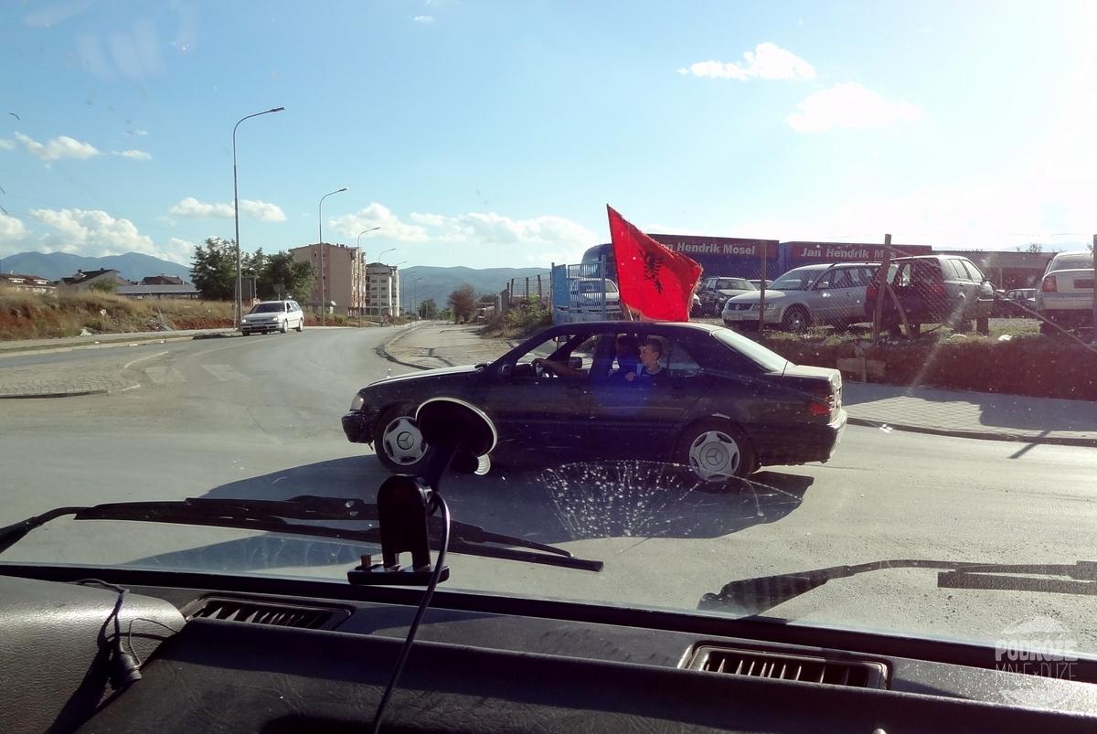 Macedonia samochodem
