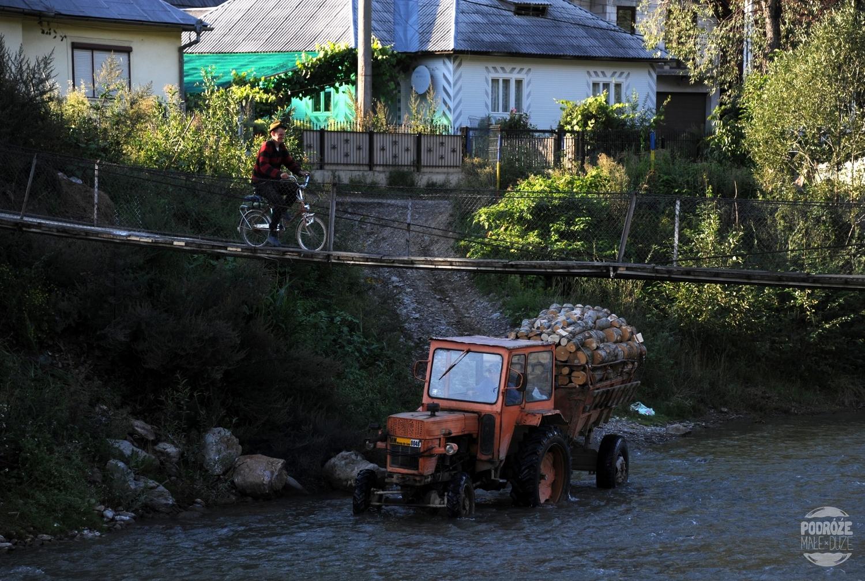 Rumunia okręg Maramuresz Viseu de Sus
