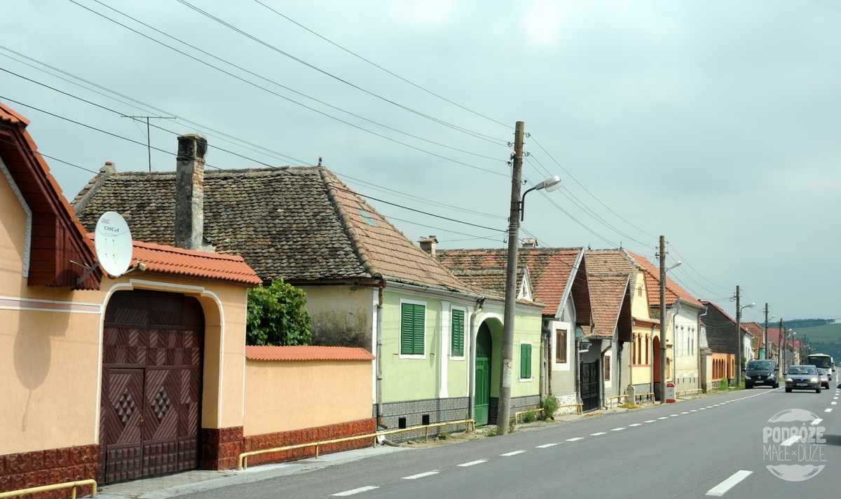 rumunia wsie