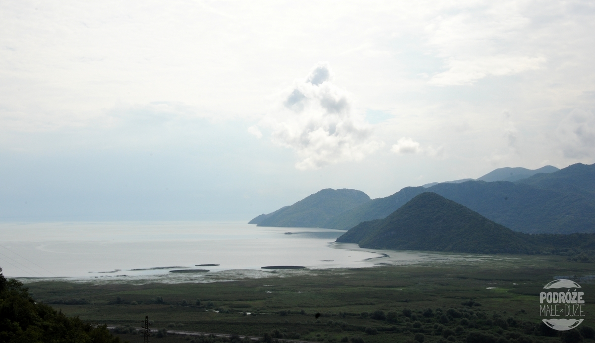 Jezioro Szkoderskie Czarnogóra