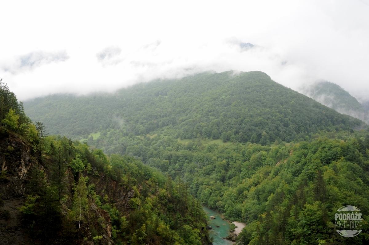 Czarnogóra rzeka Tara