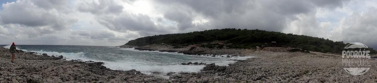 Chorwacja Korčula Lumbarda