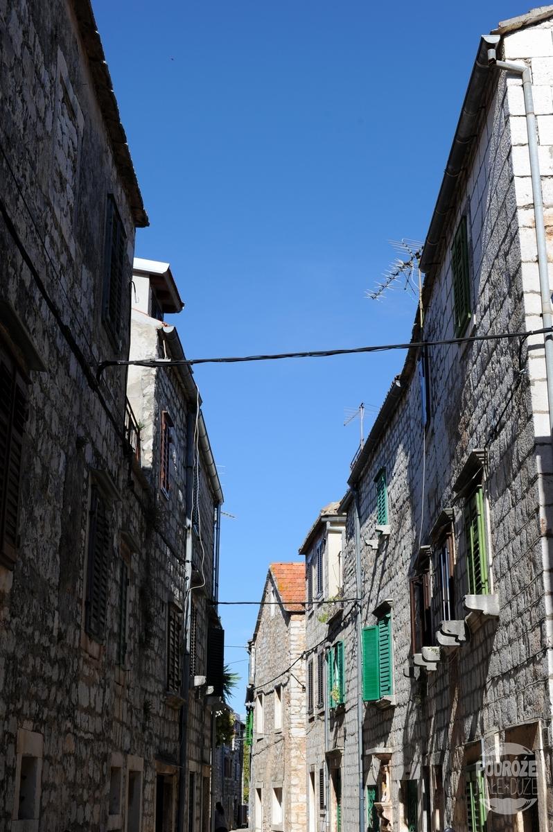 wyspa Hvar Stari Grad