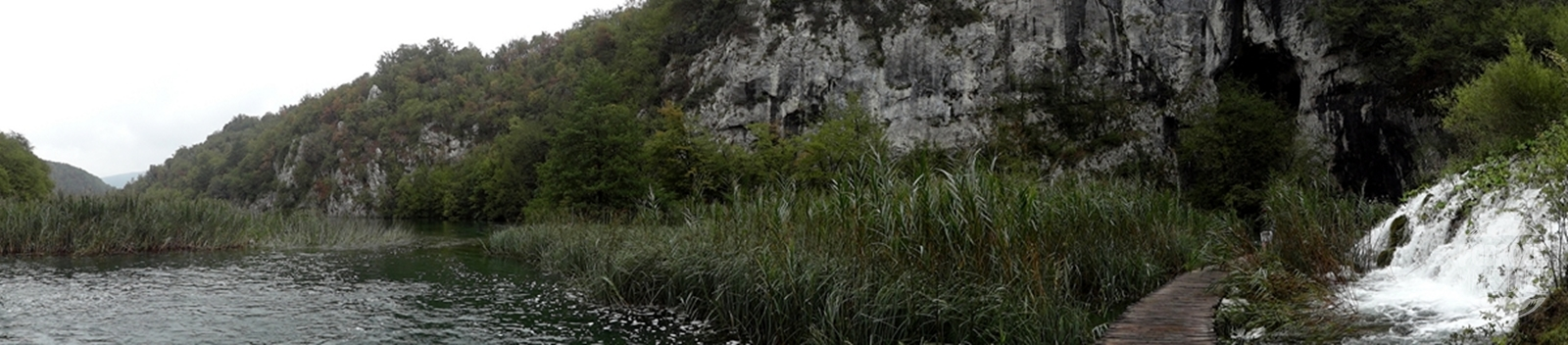 Chorwacja Jeziora Plitwickie Park Narodowy