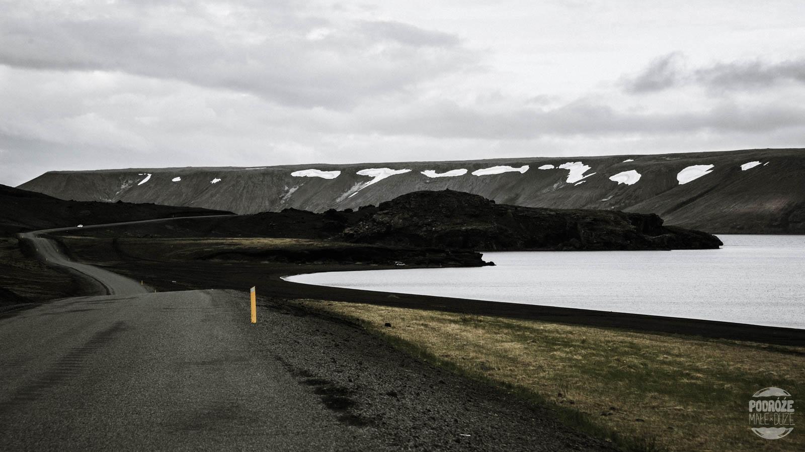 co zobaczyć na Islandii. Graenavatn