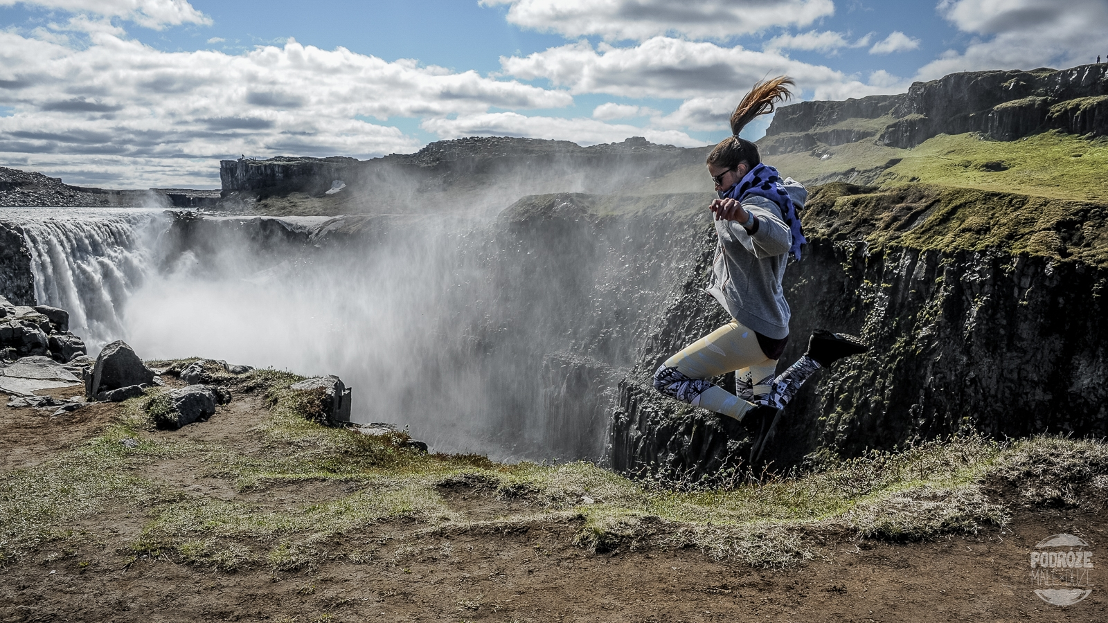 podrozemaleduze.com wodospad Dettifoss