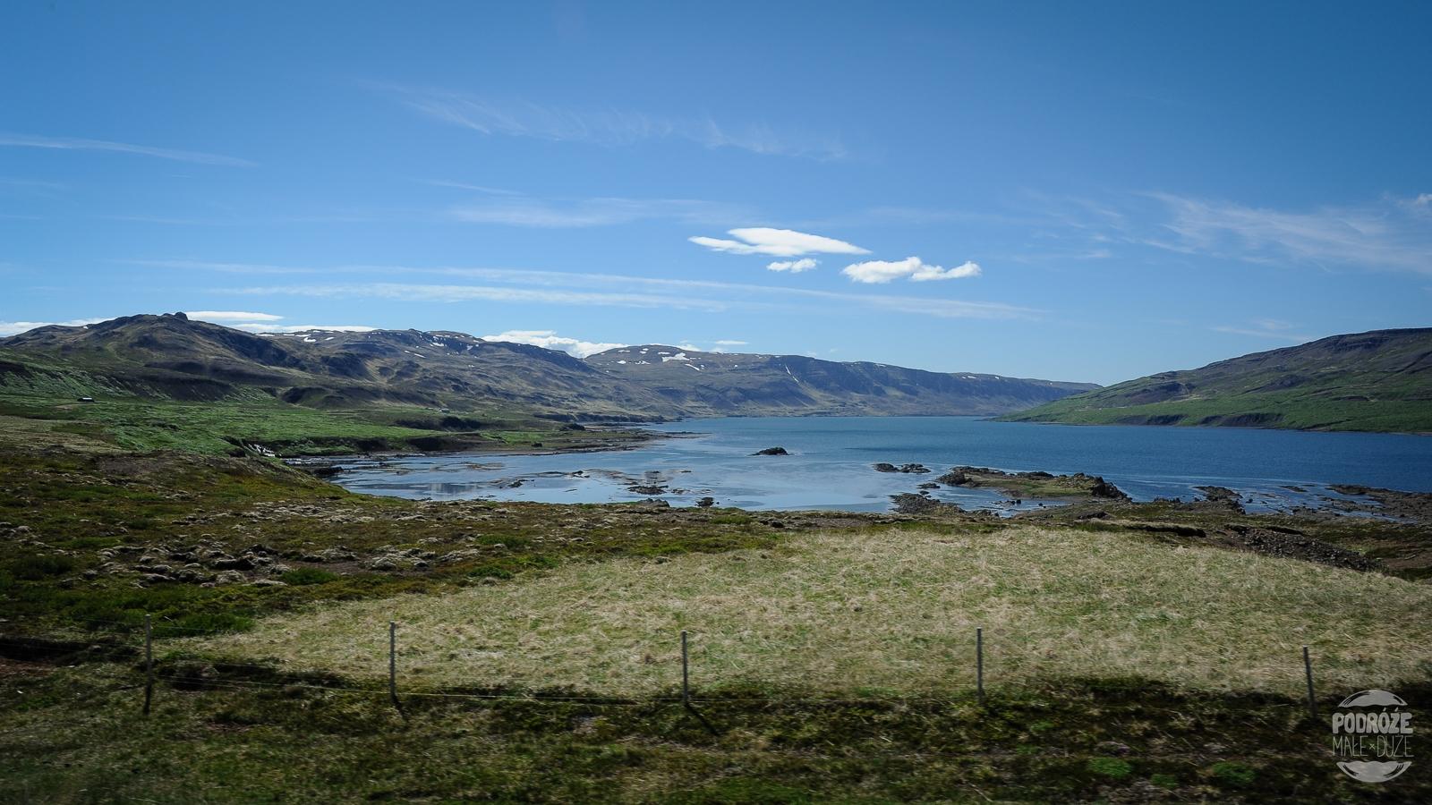 półwysep Snæfellsnes Islandia