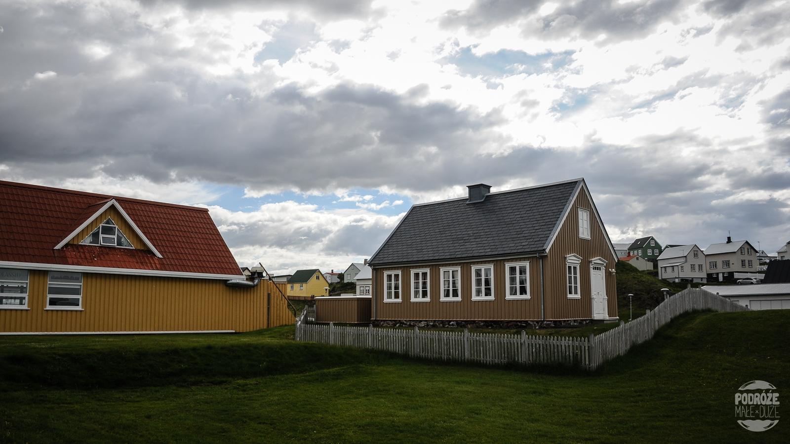 Stykkisholmur Islandia