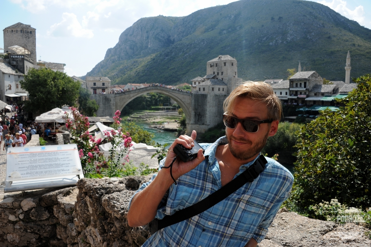 Bośnia i Hercegowina Mostar stary most