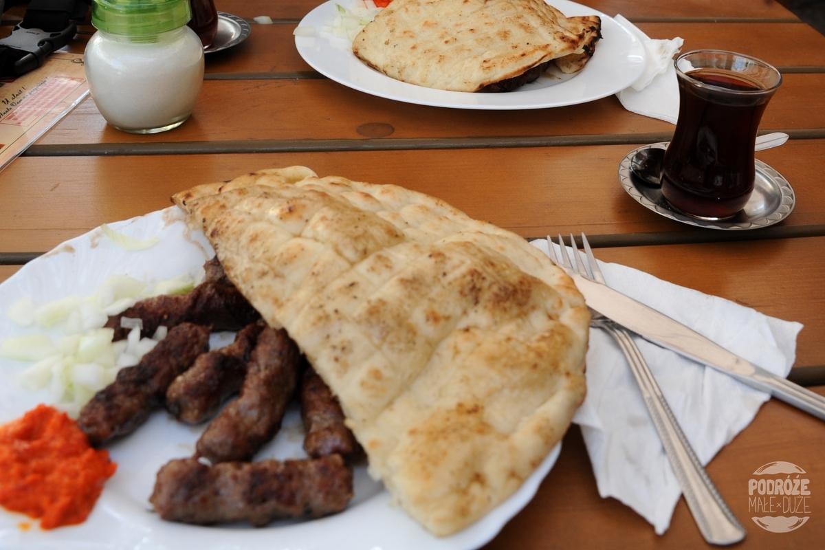 Bośnia i Hercegowina Mostar jedzenie