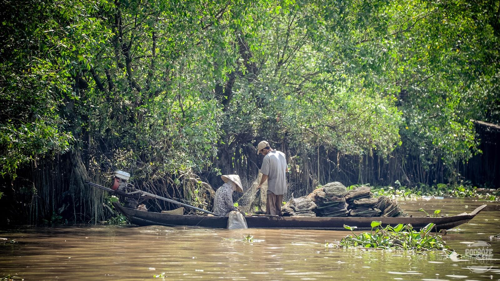 życie w delcie mekong