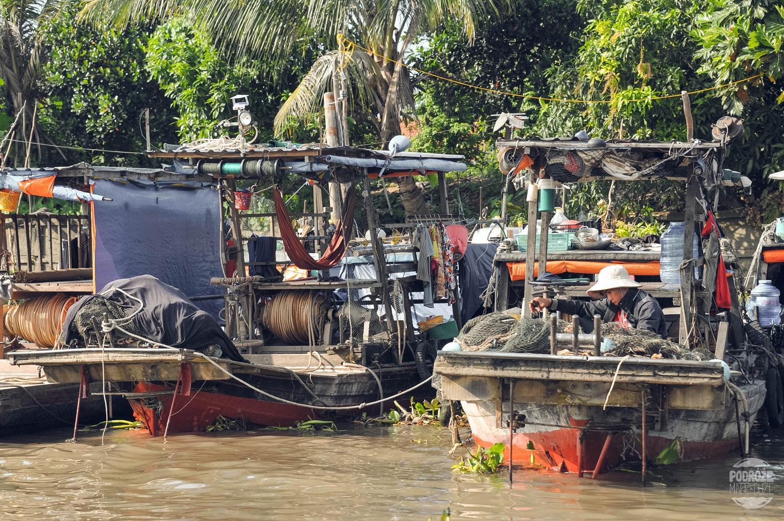 życie w delcie mekongu