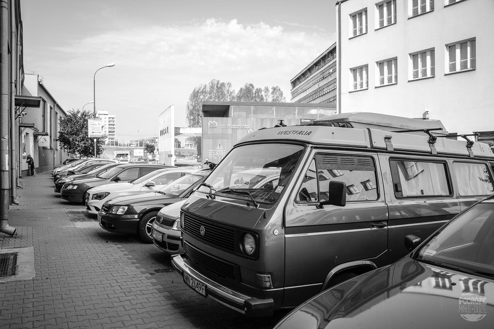 Bus VW T3 Westfalia