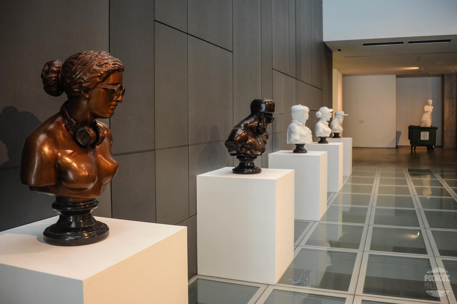 MOCAK Kraków wystawa Sztuka w Sztuce
