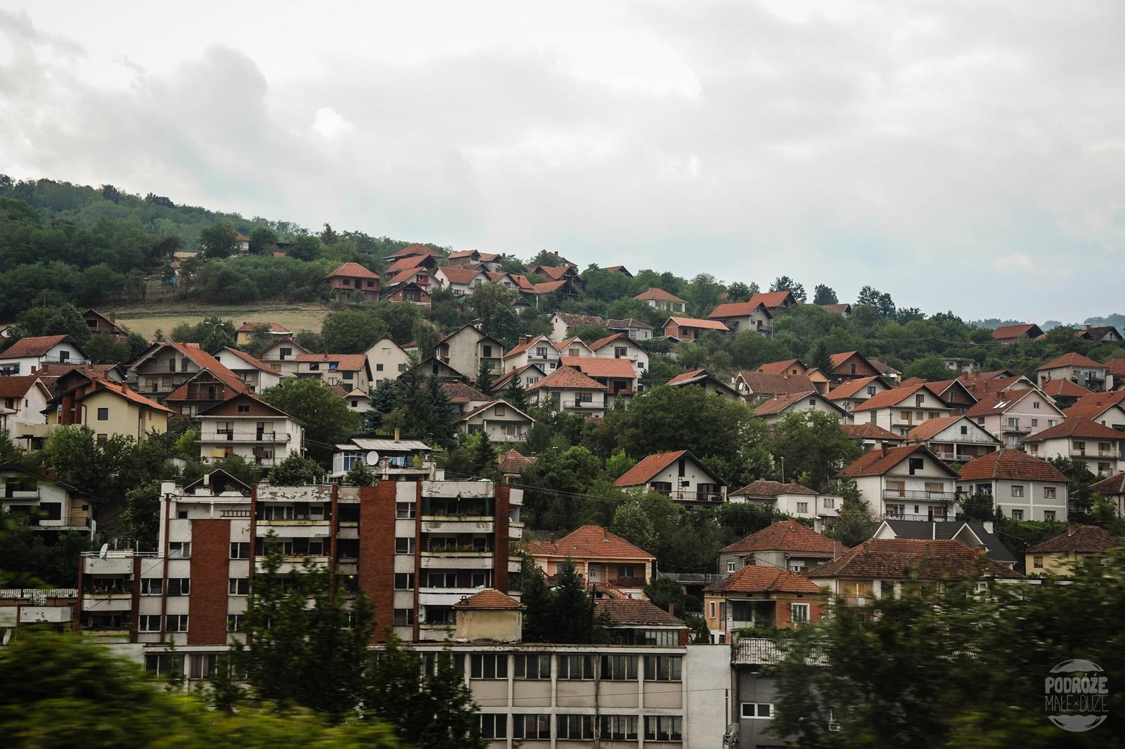 serbia miasteczko