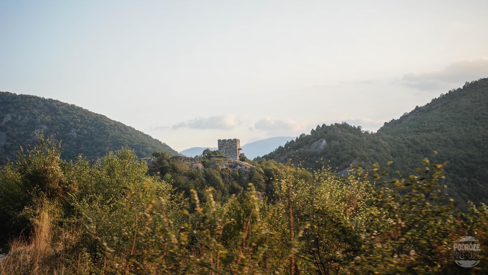serbia krajobraz