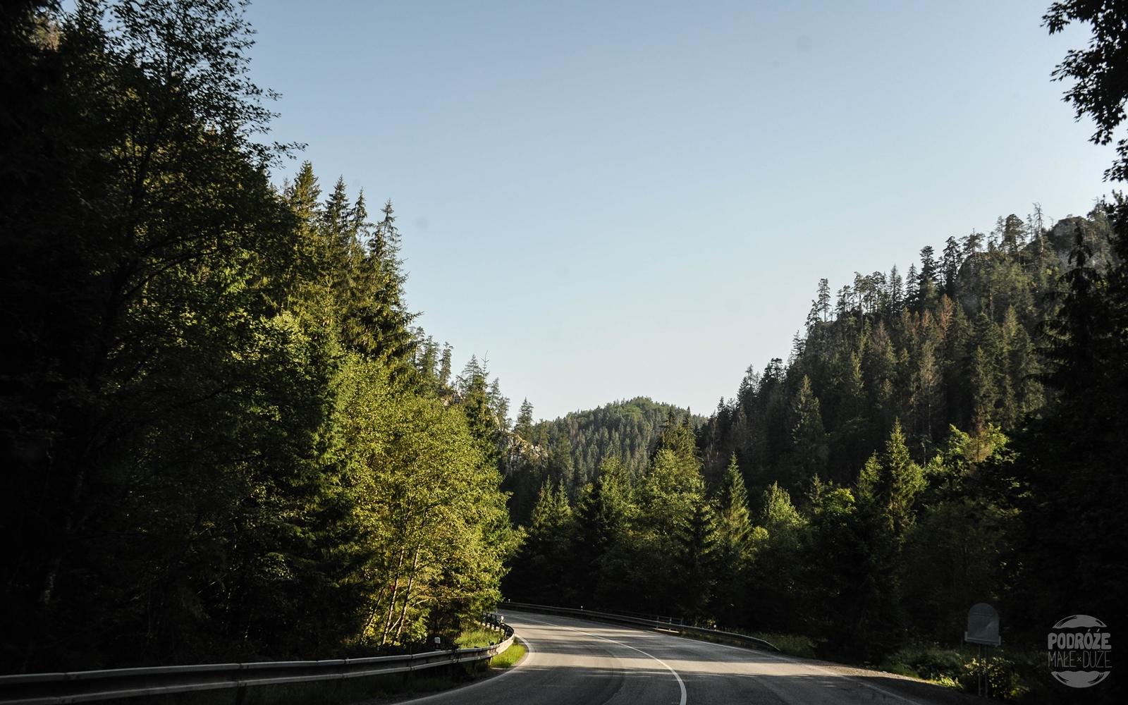 Słowacja park narodowy