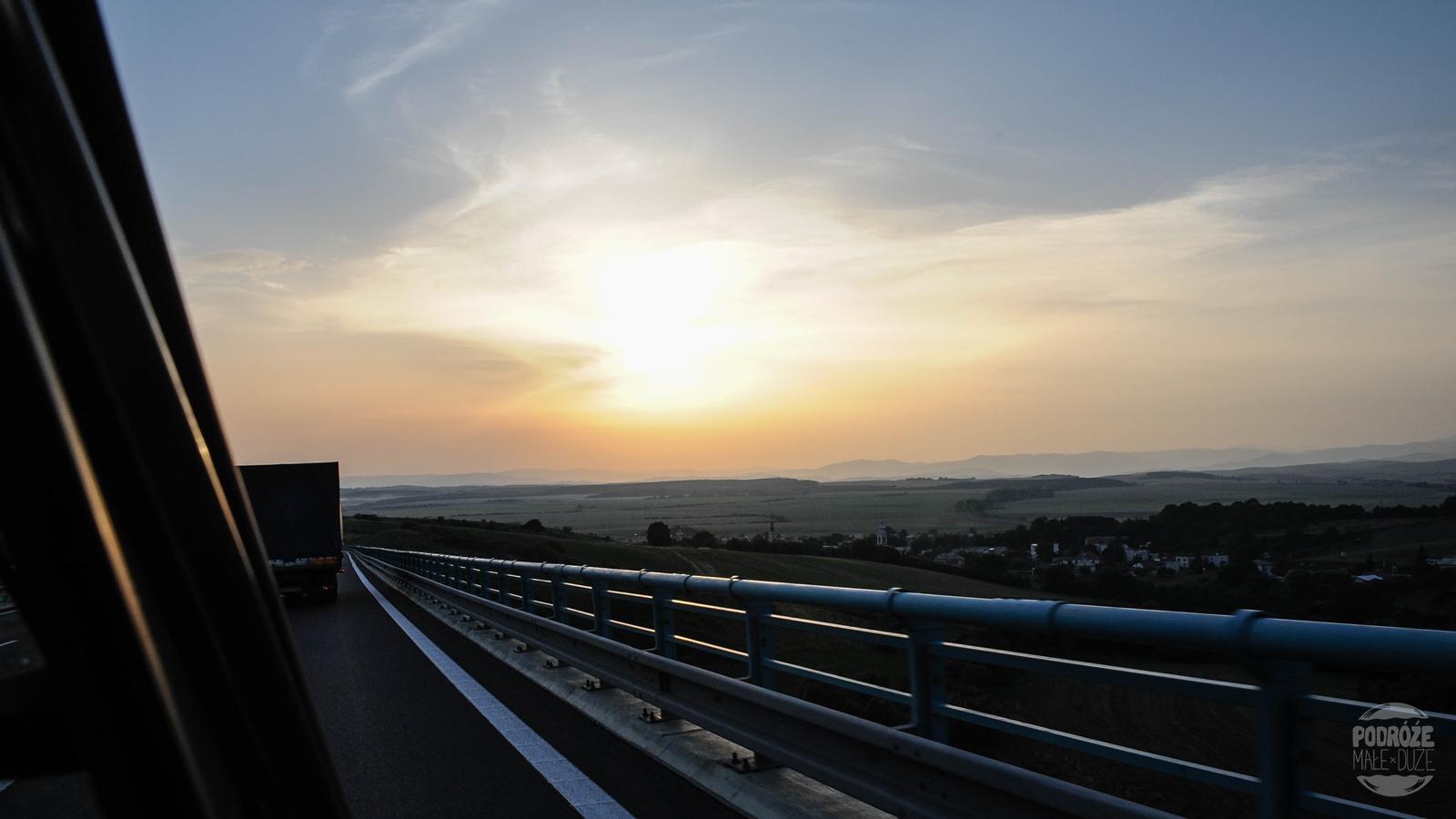 słowacja krajobraz