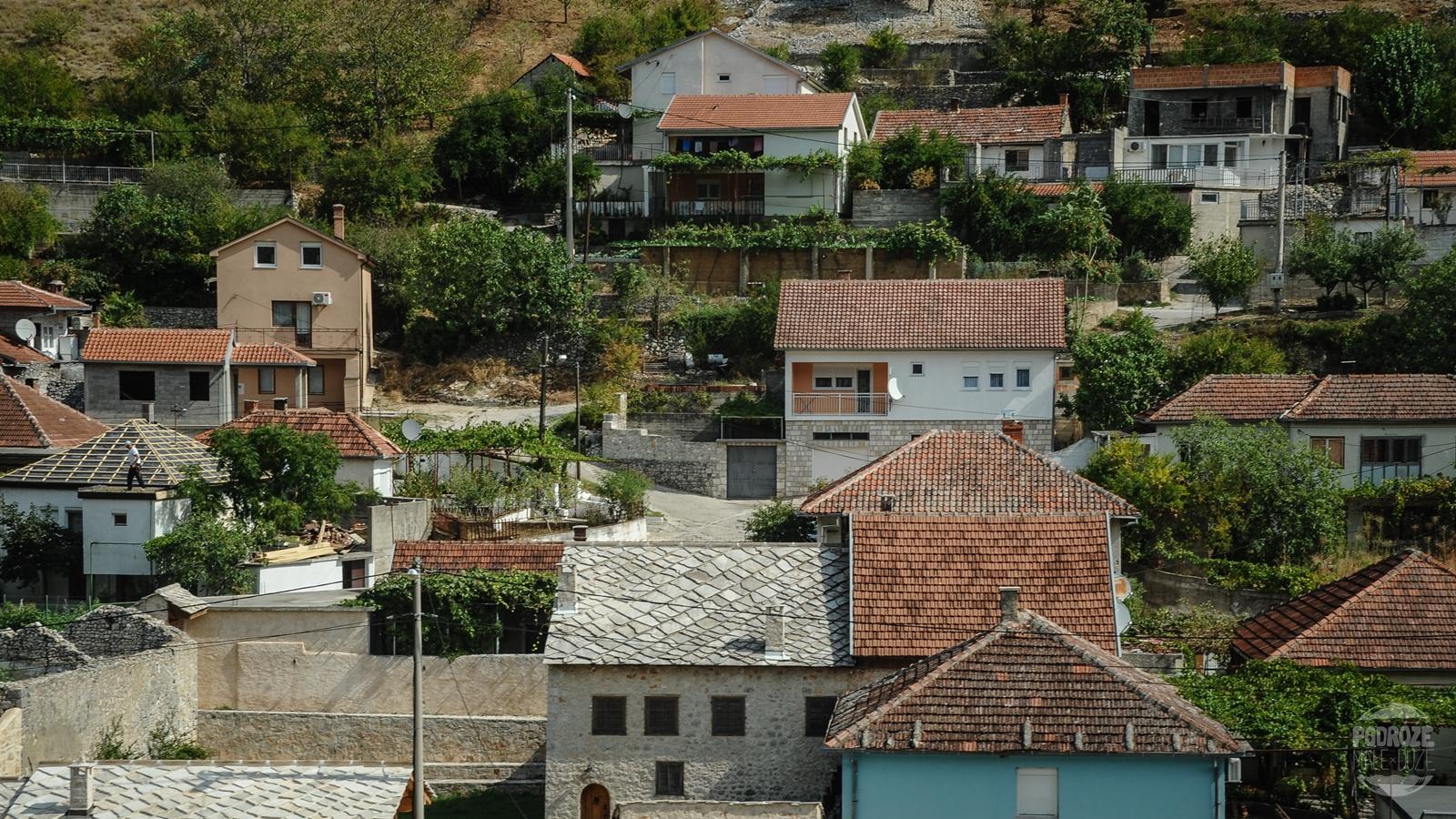 Bałkany Bośnia i Hercegowina samochodem
