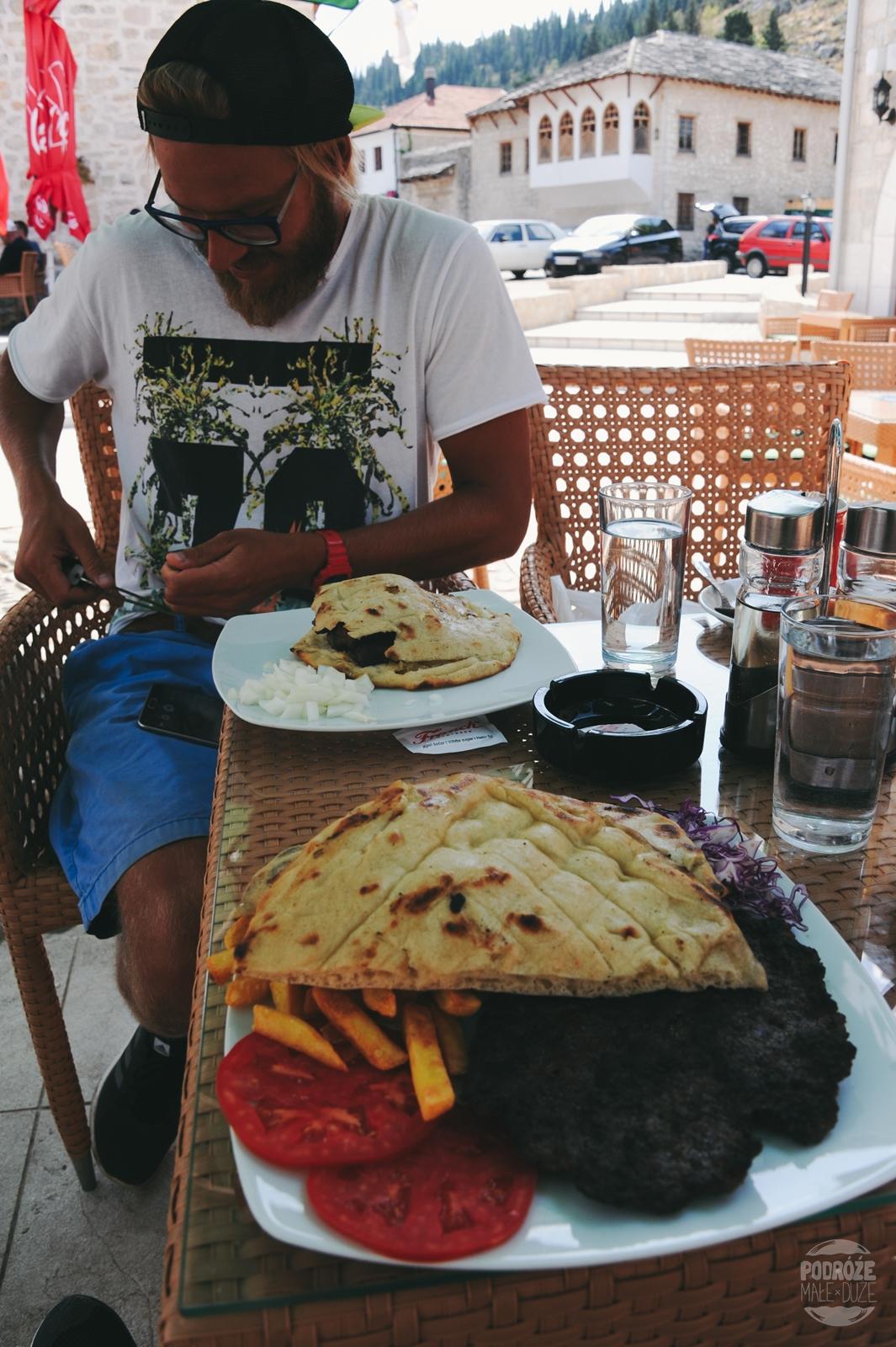 jedzenie w Bośni i Hercegowinie