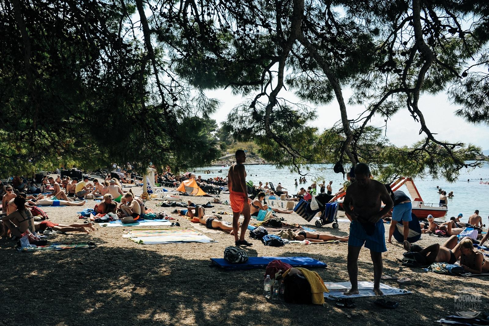 plaża Makarska