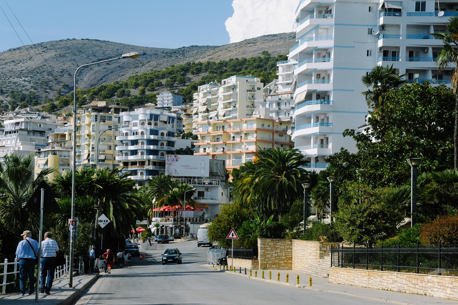 Bałkany Albania Saranda