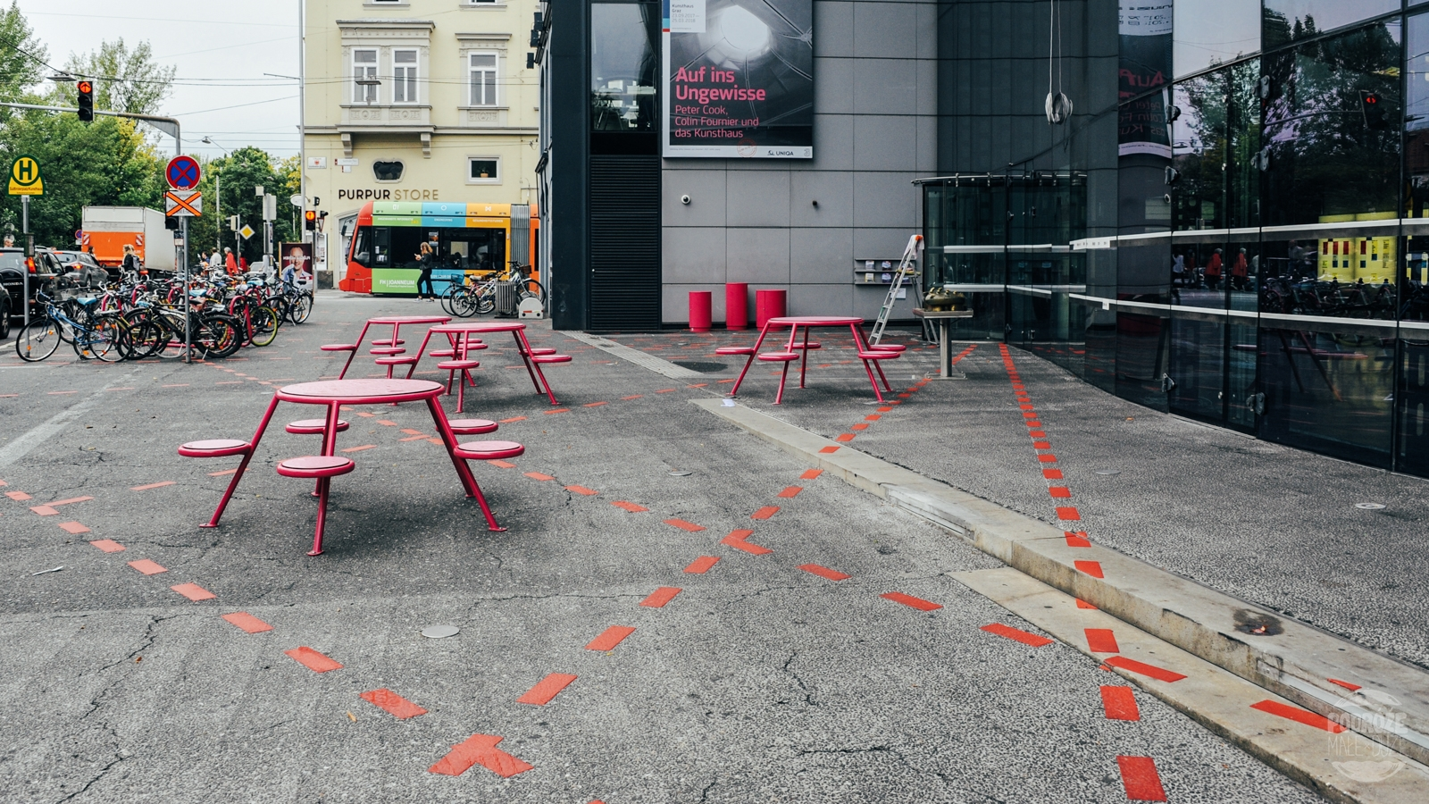 Kunsthaus Graz Dom Sztuki w Graz