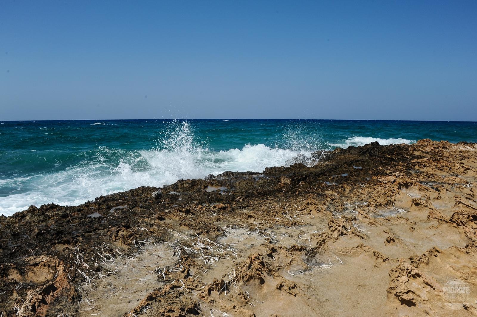 plaże okolice Heraklionu
