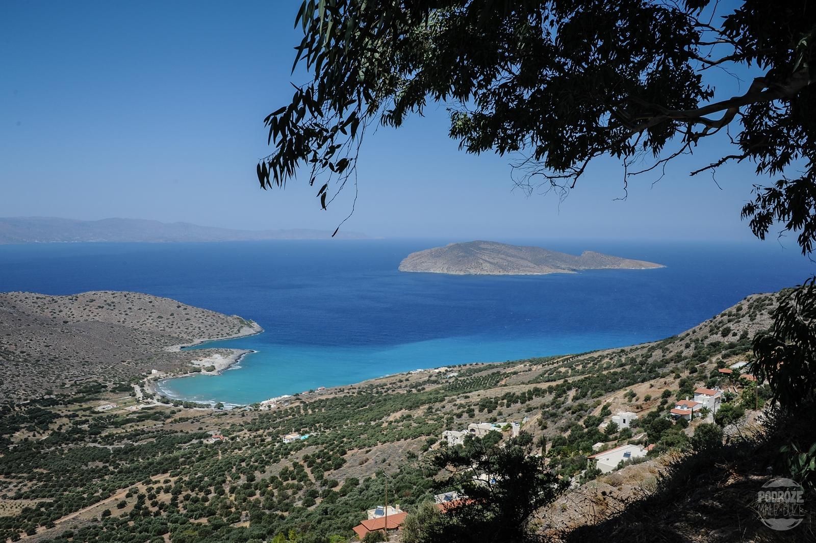 okolice Heraklionu widoki