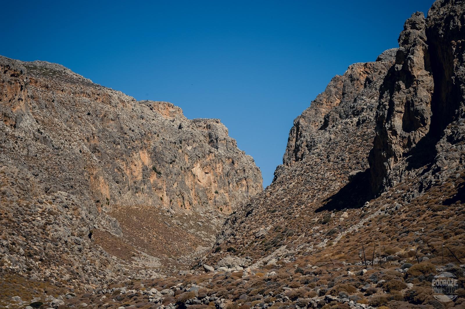 góry kreta