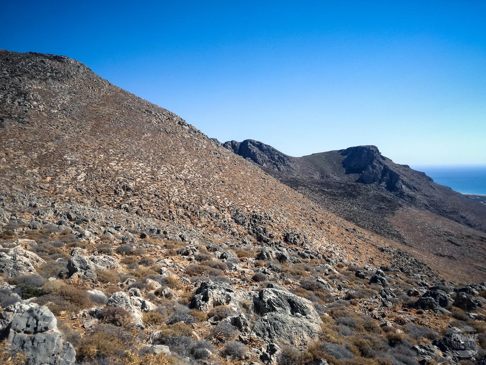 góry kreta wschodnia