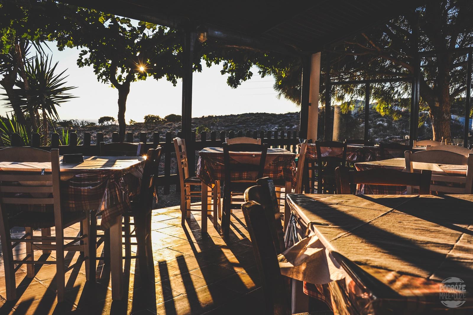 restauracja Elafonisi