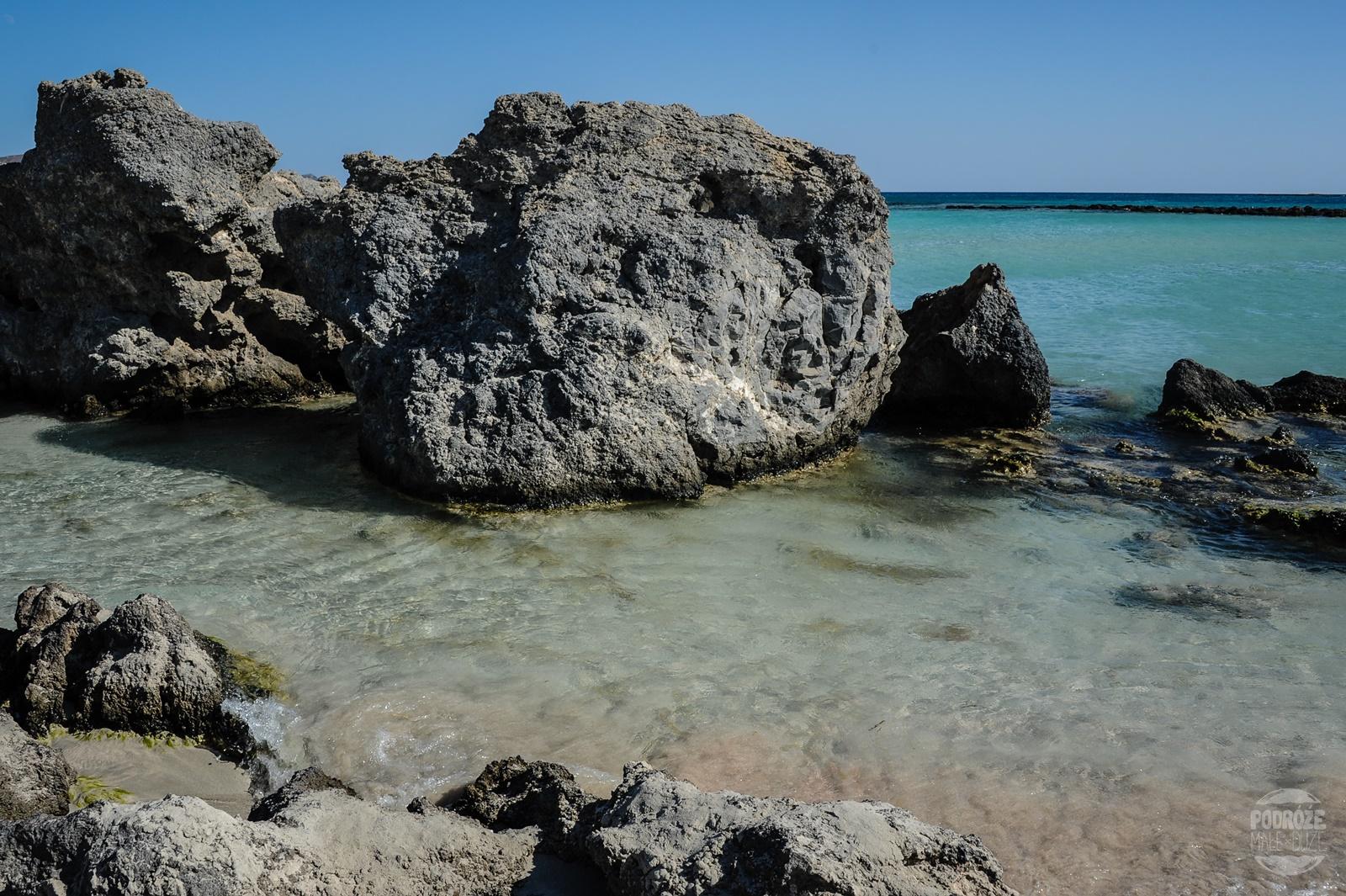 morze Elafonisi