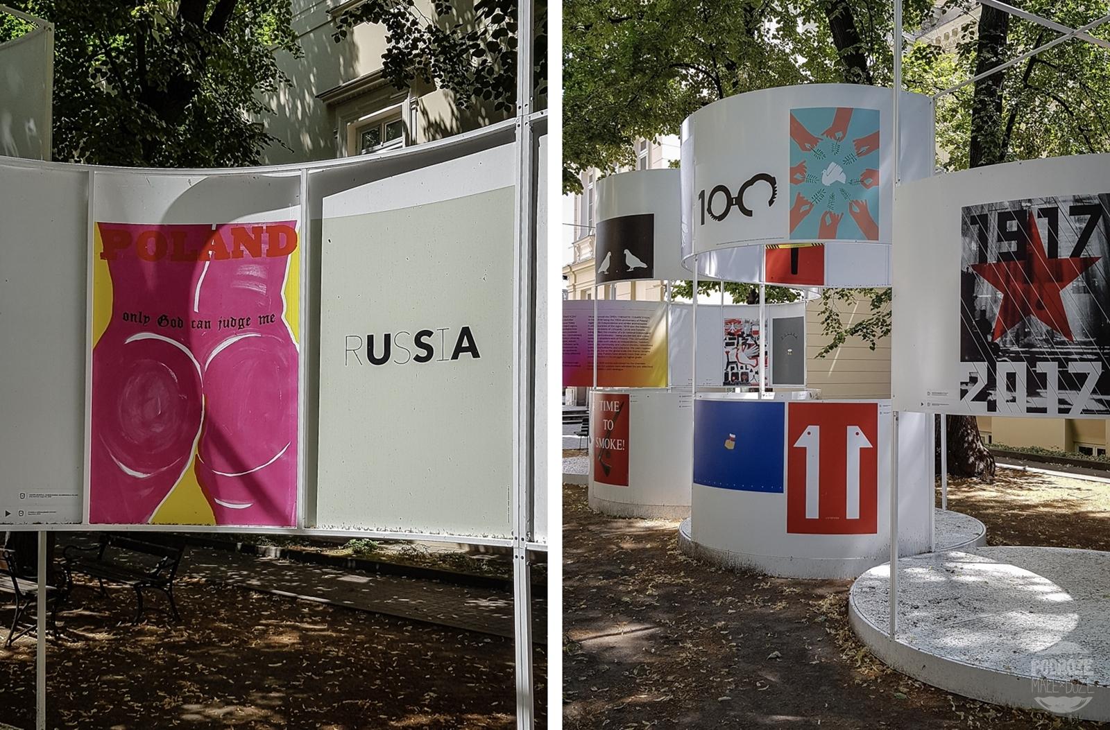 26. Międzynarodowe Biennale Plakatu w Warszawie wystawa