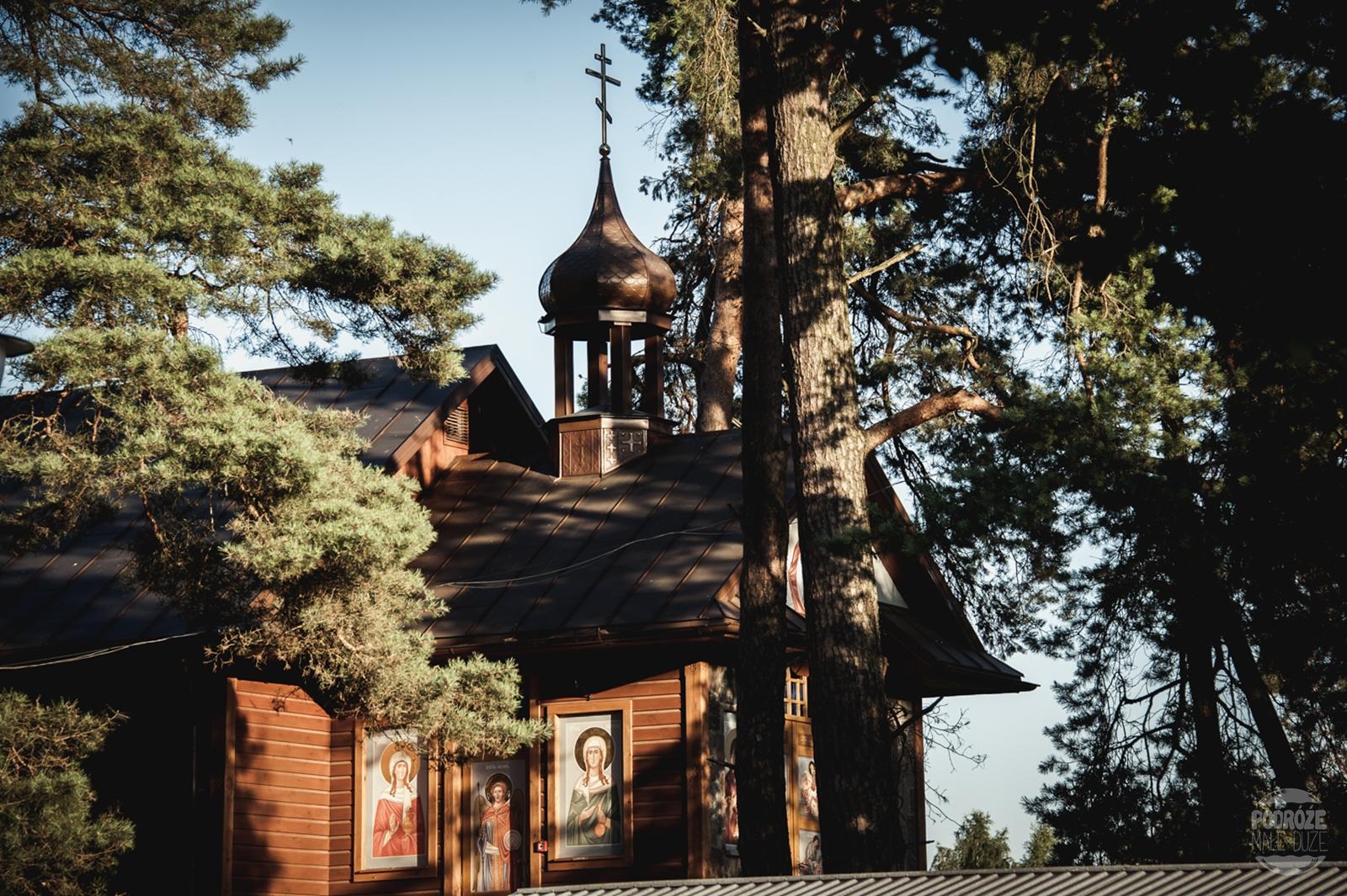 góra grabarka cerkiew klasztor