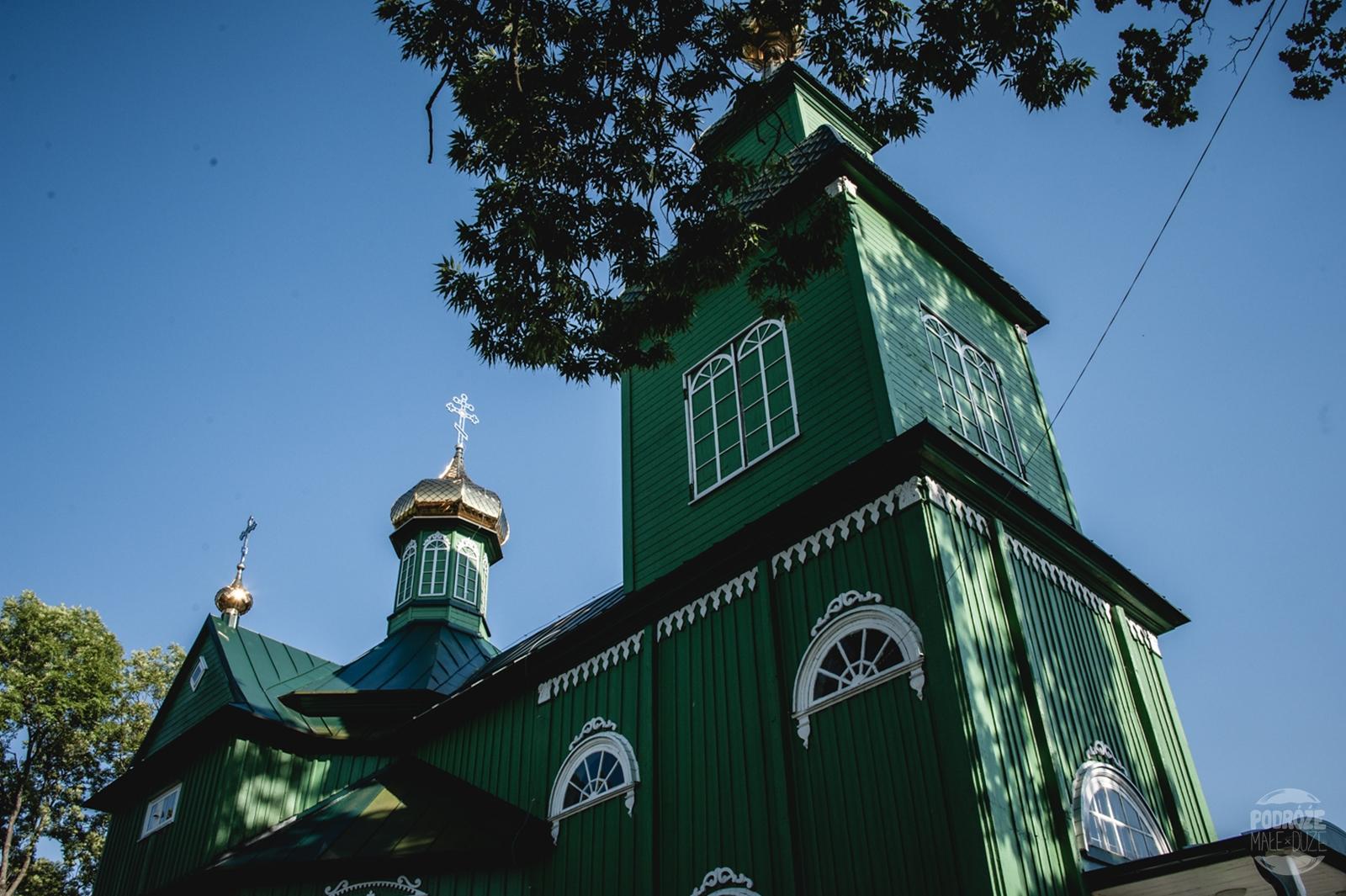 Cerkiew św. Michała Archanioła w Trześciance