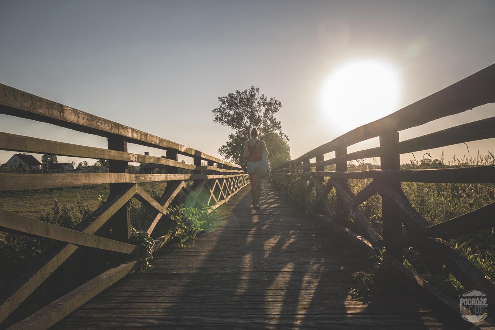 podlasie Narwianski Park Narodowy Rozlewisko Narwi