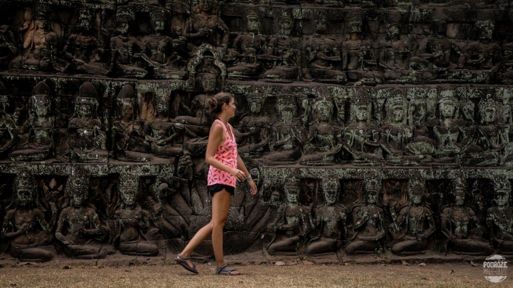 Siem Reap Angkor Thom Bayon
