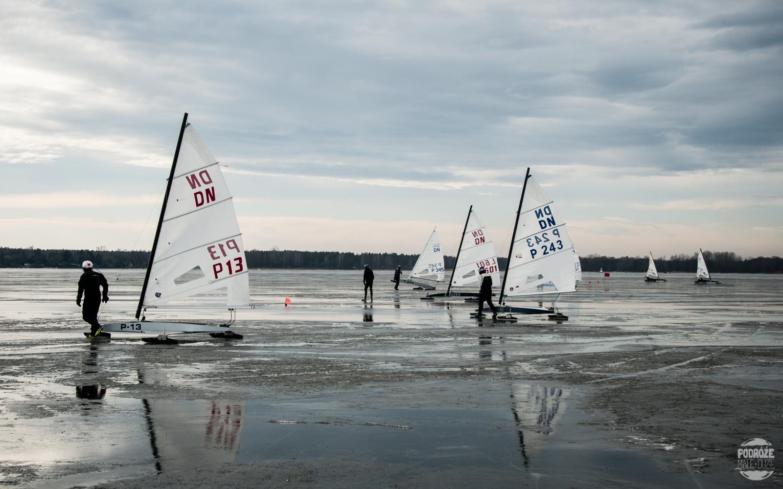 międzynarodowe mistrzostwa polski bojery regaty Zegrze