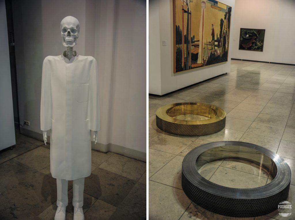 łotwa ryga Arsenāls muzeum sztuki nowoczesnej