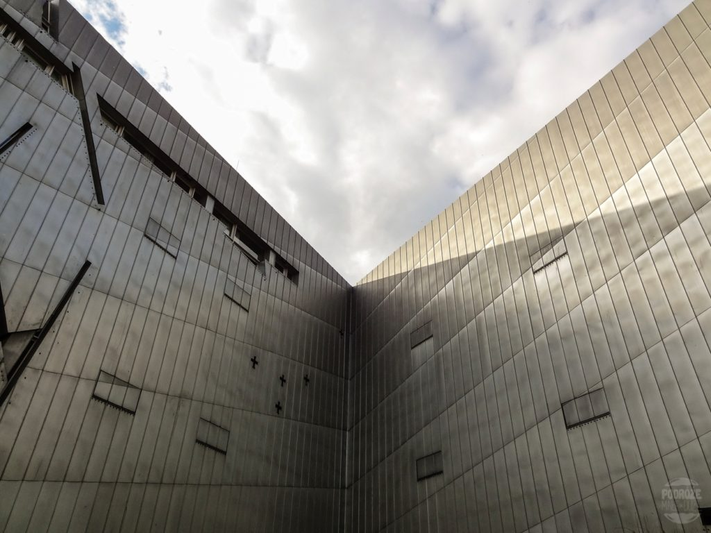 BERLIN NIEMCY BUDYNEK MUZEUM ŻYDOWSKIE