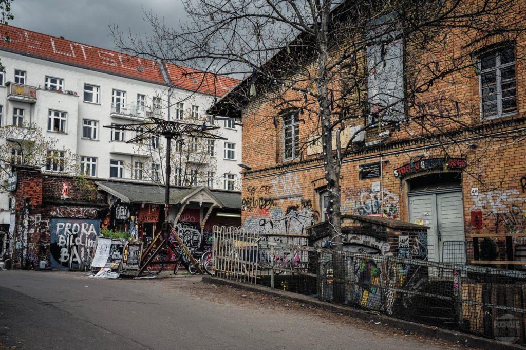 BERLIN RAW-Gelände STREET ART